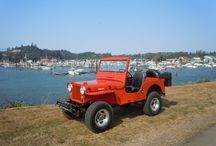 Willys CJ-3A / 1949-1953 Willys CJ-3A / by Kaiser Willys Auto Supply