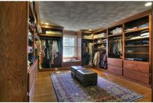 Awesome Closets and Storage Solutions / Walk-in closets, creative storage spaces