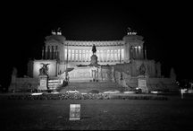 CAPITOLINE HILL / The charm of Rome at night