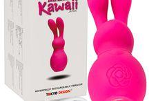 Nové japonské vibrátory Maro Kawaii. / Novinkou v ponuke nášho sexshopu sú japonské vibrátory Maro Kawaii.