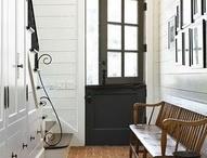 Door for studio