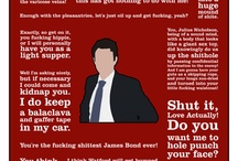 The thick of it / Insults