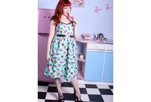 Spring & Summer Retro & Rockabilly Outfit Inspiration! / A selection of Miss Fortune outfits to spruce up your Spring & Summer wardrobe! www.missfortune.co.uk