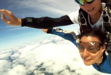 Sky Diving: My Newest Obsession / Words cannot describe how amazing this is.