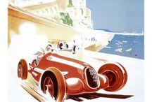 Vintage travel