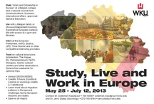 Faculty-Led Study Abroad / by WKU Study Abroad