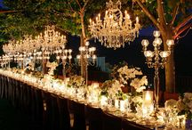 Enchanting party lighting