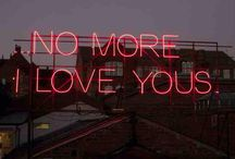12 Months Of Neon Love
