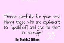 Marriage Nikah Hadith / Nikah Marriage Hadith in Islam Muslim