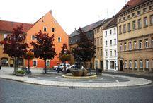Evropská města, zajímavé uličky a zákoutí