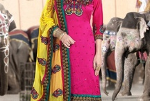 Salwar Kameez-An Epitome Of Traditional Indian Beauty
