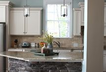 Kitchens/Bathrooms/Laundry Rooms