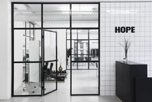 Hope / Glass Partitions Office