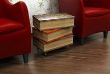 Мысли реальны и вполне практичны... / Новые идеи в дизайне мебели и интерьера