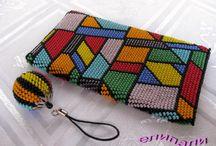 Вязание: Клатчи и сумочки