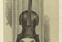 From The NY Public Library / by Fein Violins