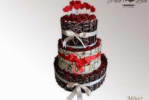 Torte za svadbu sa čokoladom / www.pocoloco.rs