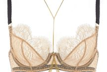 Lingerie / Lingerie with interesting design that I might want to have for inspiration when creating my own pieces.