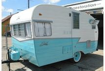 travel trailers / by Jeannie Baringer