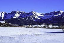 High Mtn. Scenics / San Juan Mountains of Colorado