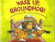 kinder...groundhog day / please don't see your shadow...i'm ready for spring!