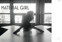 Material Girl / Amsterdam Magazine