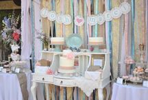 Cake and dessert tables / by NewsFavor.com