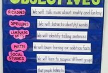 Classroom Ideas / by Sami Arnst