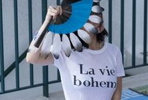 DUVELLEROY STYLE / How to wear your fan with style. / Comment porter son éventail avec style.