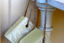 Saippua / Käsintehty saippua, saippuaideat