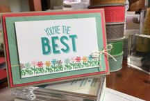 Stampin' Up!- Friendly Wishes