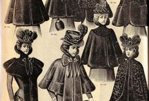 Late Victorian Outerwear