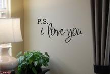 things i love / by Patti Matlock-Waltman