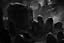 Haunted Grave Yards