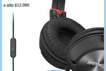 Audífonos / Encuentra tus audífonos en Mallbits