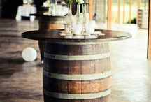 winery decoration