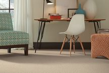 Cathedral Hill / A gorgeous two-tone loop carpet that is part of the Tuftex Classics. Offered in twenty four sophisticated neutrals.
