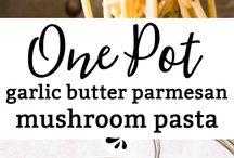 Vegan Pasta Recipes + Vegetarian Pasta Recipes