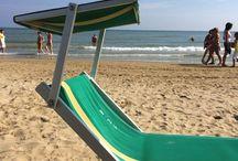 italian beach life