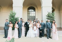 Fine art Family Portraits / Family Portraits on Your Wedding Day