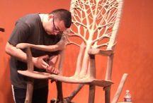 Holzmöbel - wood funiture