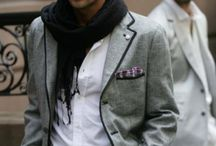 Mens Fashion / by Sandy Thomas