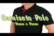 Dicas de costura sobre camisa Pólo, camisas e casaquinhos
