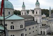 Salzburg (Oostenrijk) / De mooiste foto's van Salzburg in Oostenrijk. Foto's van bezienswaardigheden, musea, gebouwen en parken in Salzburg.