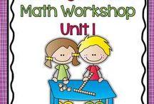 Kindergarten Math / Kindergarten Math Activities