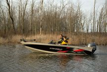 Starweld by Starcraft Marine 1600 Pro SC / Budget Friendly Fishing. The Starweld 1600 SC welded fishing boat gets you out fishing in comfort for less. It features 6 seat bases for maximum versatility, a 25-gallon aerated livewell and secure rod storage.