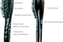 The Electra Ceramic Hair Straightening