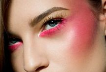 Pink Makeup- Pantone Colour of the Year / In honour of one of the Pantone colours of the year, and one of the trends that has been seen all over the catwalks, pink makeup has made a reappearance onto the beauty scene