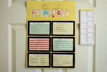 Home management ideas