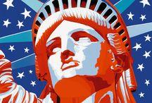 Happy Birthday America / by Debbie Morton-Copelin